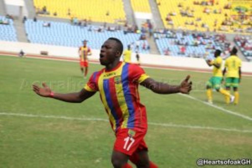"""Stay Away From Patrick Razak""- Hearts Warns Asante Kotoko"