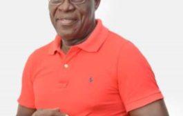 'Danny Anang For Effective And Credible Leadership'