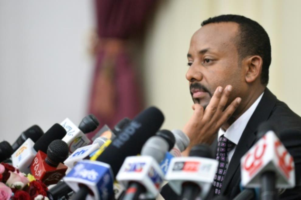 Ethiopia ruling party backs PM Abiy at key meeting