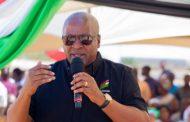 Stop Deceiving Ghanaians; NDC Resolved 'Dumsor' - Mahama To NPP