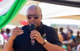 Stop Deceiving Ghanaians; NDC Resolved 'Dumsor' - Mahama To NPP