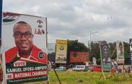 NDC Billboards Hit Kumasi