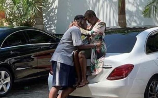 Rapper Medikal Explains Affair With Fella Makafui