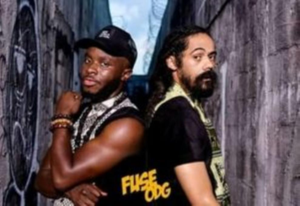 Video: Fuse ODG Drops New Song 'Bra Fie' ft. Damian Marley