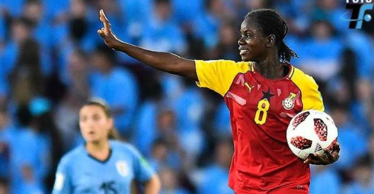 Mukarama Abdullai Pens Emotional Post After Painful World Cup Exit