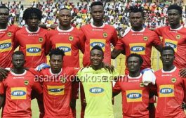 You Must Be Prayerful To Succeed At Asante Kotoko - Godfred Yeboah Advises New Recruits
