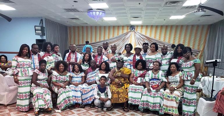 The Inauguration Of Brong Ahafo Association Of Usa, NJ (Newark) Branch On September 29th, 2018