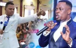 Video: Angry Obinim Fires Prophet Nigel Over 'Heaven Trip'