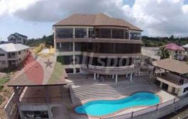 Asamoah Gyan's $3 Million Mansion Located In Earthquake Prone Area