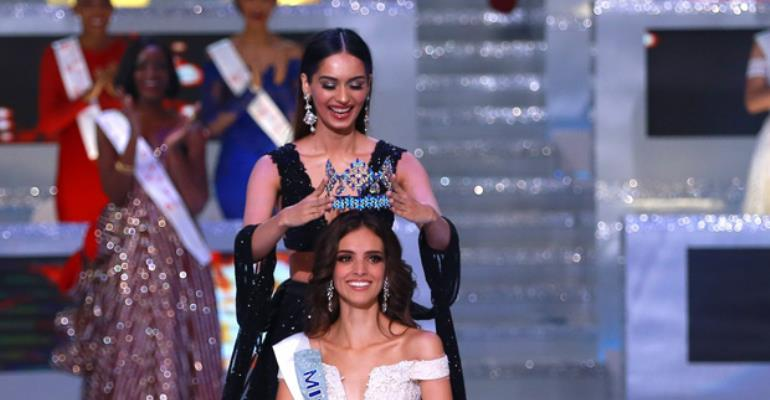 Miss World 2018 Winner Is Mexico's Vanessa Ponce De Leon