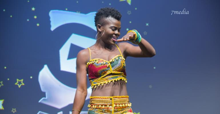 Wiyaala Reveals How She Lost Some Top Shows Due To Bad Press
