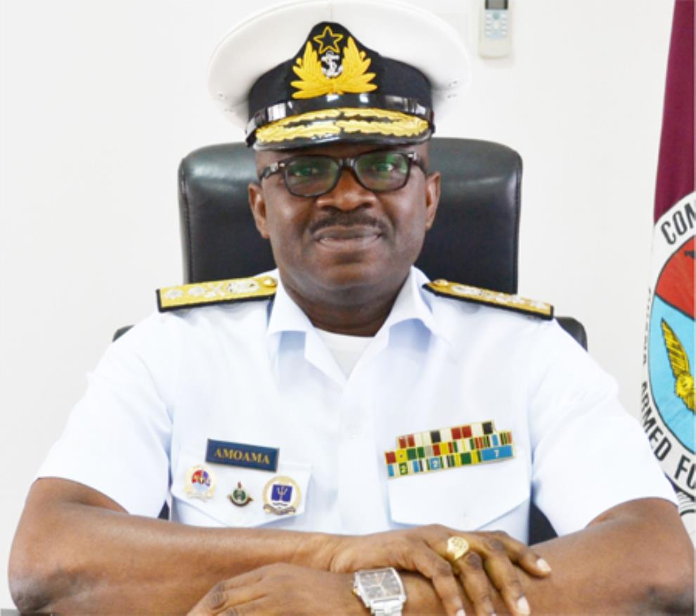 President Appoints New Chiefs of Naval and Air Staff