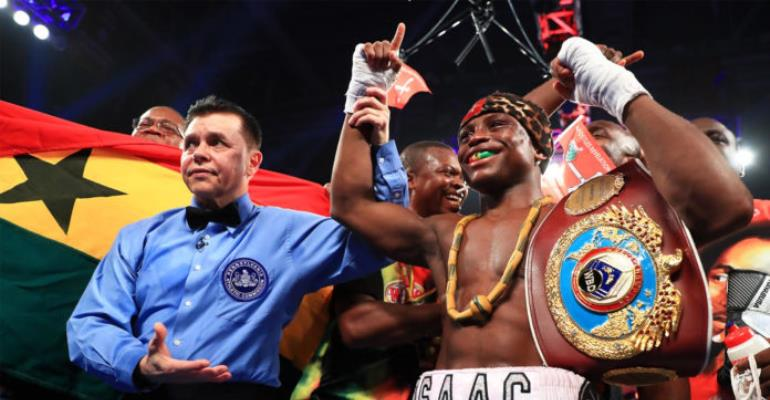 Isaac Dogboe: Boxer's Struggle From Ghana To The UK And Madison Square Garden