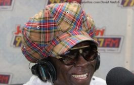 Kojo Antwi Unperturbed with Young Artists Sampling His Songs