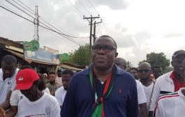 NDC Youth Wing Embarks on