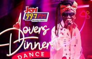 Kojo Antwi Billed for Joy FM's Night of Love, Music on Val's Day