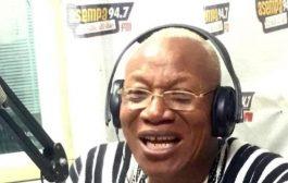 Alabi Wonders Why Mahama is Contesting Him