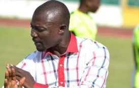 Coach Enos Adepa Agrees Two Year Contract With Eleven Wonders