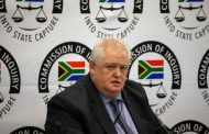 S.Africa graft inquiry hit by recording of racist remarks