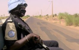 Two peacekeepers killed by mine in central Mali: UN
