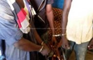 Nsawam: Police Arrest Twelve Nigerians For Suspected Cybercrime