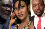 Bullet, Ebony's Dad Smoke Peace Pipe ... Plans Ebony's One Year Anniversary