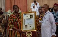 Dr. Thomas Mensah Honoured At Black Heritage Month