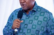 Reality Will Expose You– John Mahama To Bawumia
