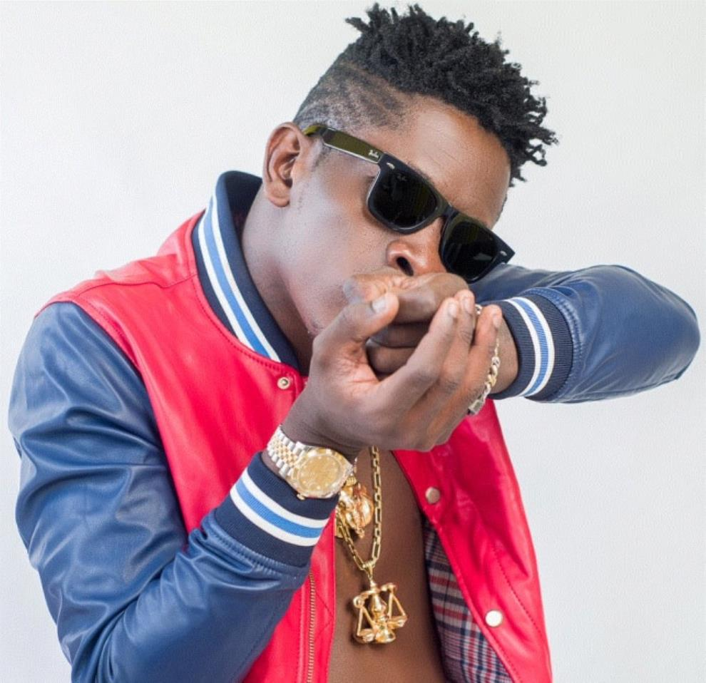 Shatta Wale Attacked