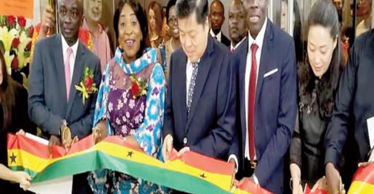 Ghana Gets New Consulate Office In Guangzhou