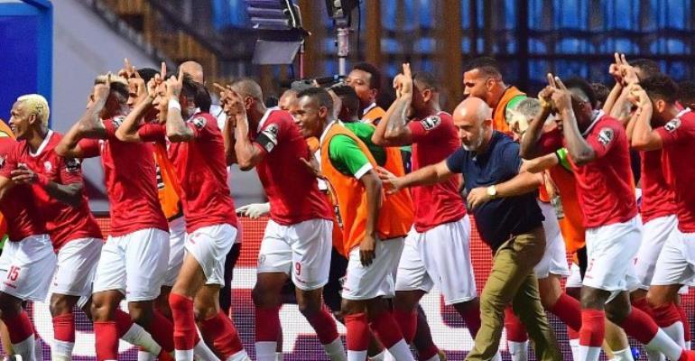 AFCON 2019: Madagascar Stun Nigeria To Top Group B