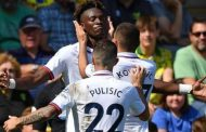 Abraham Scores Twice As Chelsea Earn First League Win Under Lampard