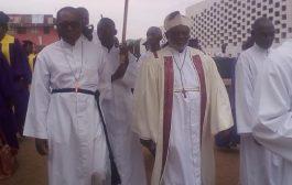 Former President Mahama spiced up Musama Disco Christo Church (MDCC) as they celebrate 2019 Peace Festival