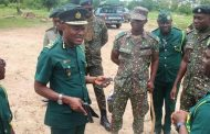 Gov't Procures Arms To Fight Border Crimes
