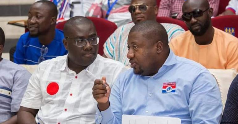 Sammi Awuku Charges TESCON To Work Hard