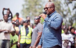 Mahama Condemns Budumburam Cops Killing