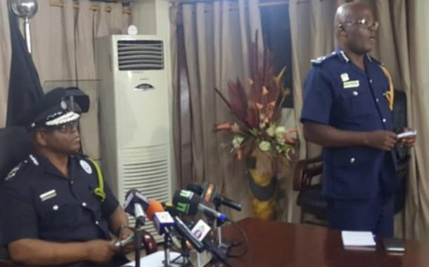 Suspects Misled Us – IGP