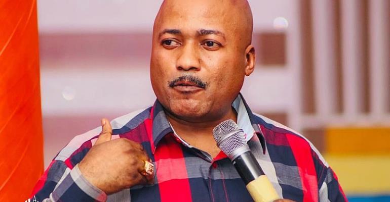 I See Evil People Around Akufo-Addo Plotting Against Him – Bishop Etrue Kobina