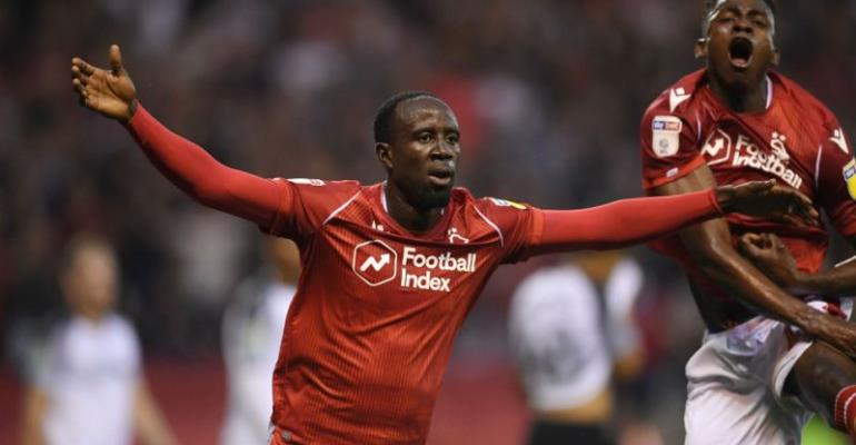 Albert Adomah Is An Important Player For Nottingham Forest - Coach Sabri Lamouchi
