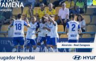 Raphael Dwamena Named Hyundai MVP In Zaragoza Win