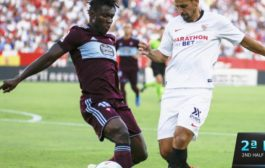 'Sammy Kuffour Is My Idol', Says Celta Vigo Defender Joseph Aidoo