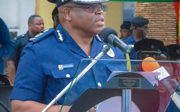 [Full Text] This Is What Acting IGP Said About Takoradi Missing Girls Death