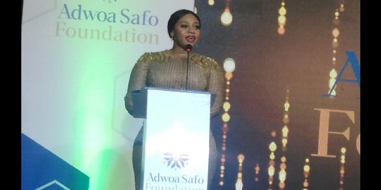 Adwoa Safo Foundation Launched To Empower Persons With Disability