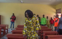 Prestea Huni-Valley MP Commissioned Ultra Modern Classroom Blocks