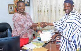 Hon. Salifu Sa-eed Takes Over Upper East Region As Caretaker Regional Minister