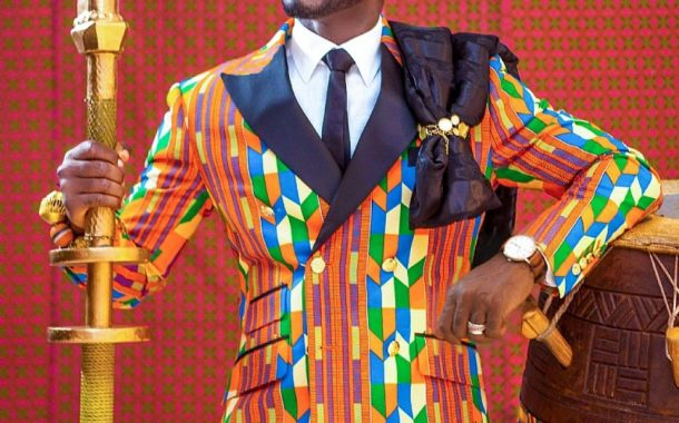 Made in Ghana project yielding positive results - Okyeame Kwame