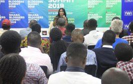 Linda Ikeji School Bloggers At 2019 Ghana Bloggers Summit