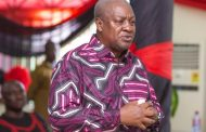 Mahama Begs Akufo-Addo Gov't To Stop Making Excuses For Fighting Corruption