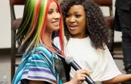 Cardi B Follows Akuapem Poloo On Instagram; Calls Her Twin Sister