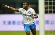 High-Flying Frank Acheampong Named In Chinese Super League 'Team of the Week'
